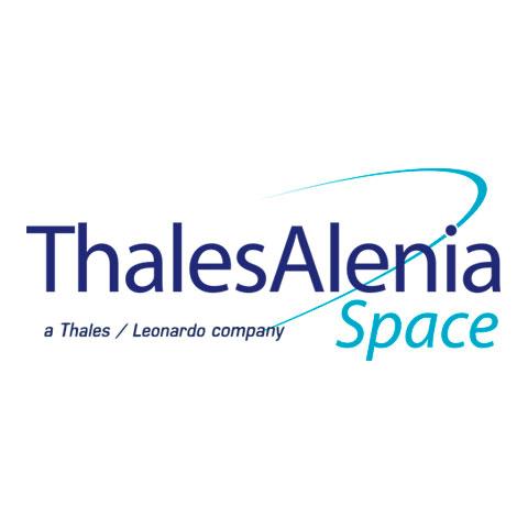logo Thales Atenia Space